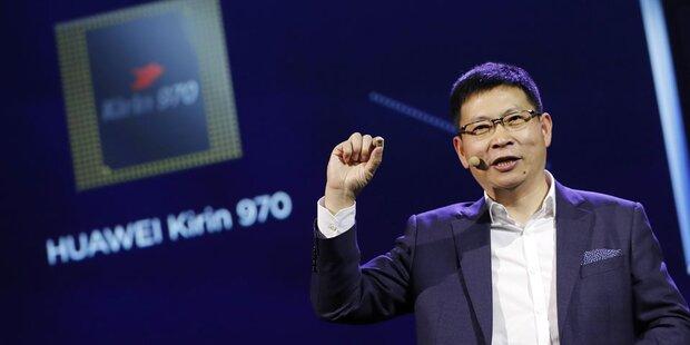 Huawei Mate 10 bekommt Super-Chip