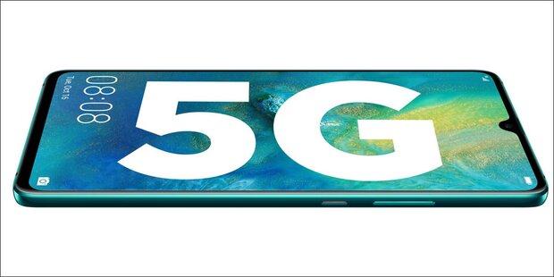Huawei bringt sein erstes 5G-Smartphone