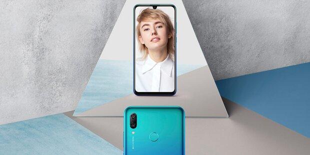Huawei bringt günstiges P smart 2019