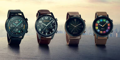 Huawei greift mit der Watch GT2 an
