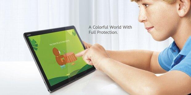 Huawei MediaPad M5 lite: Kreativ-Tablet