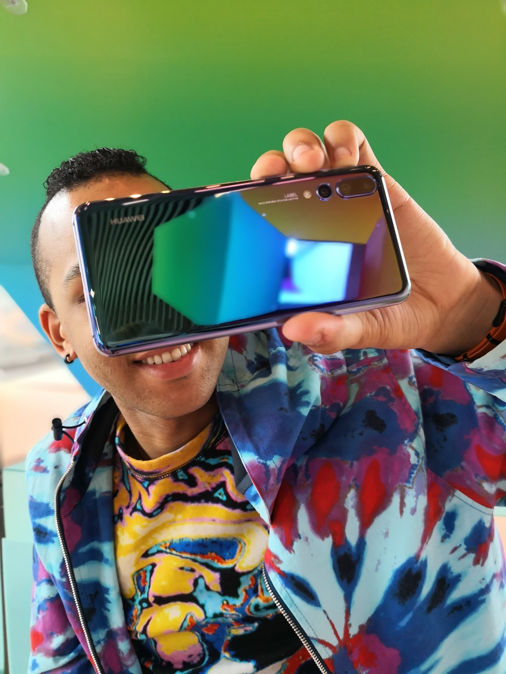 Huawei - ADV - P20 - Lifestyle - Bild 1