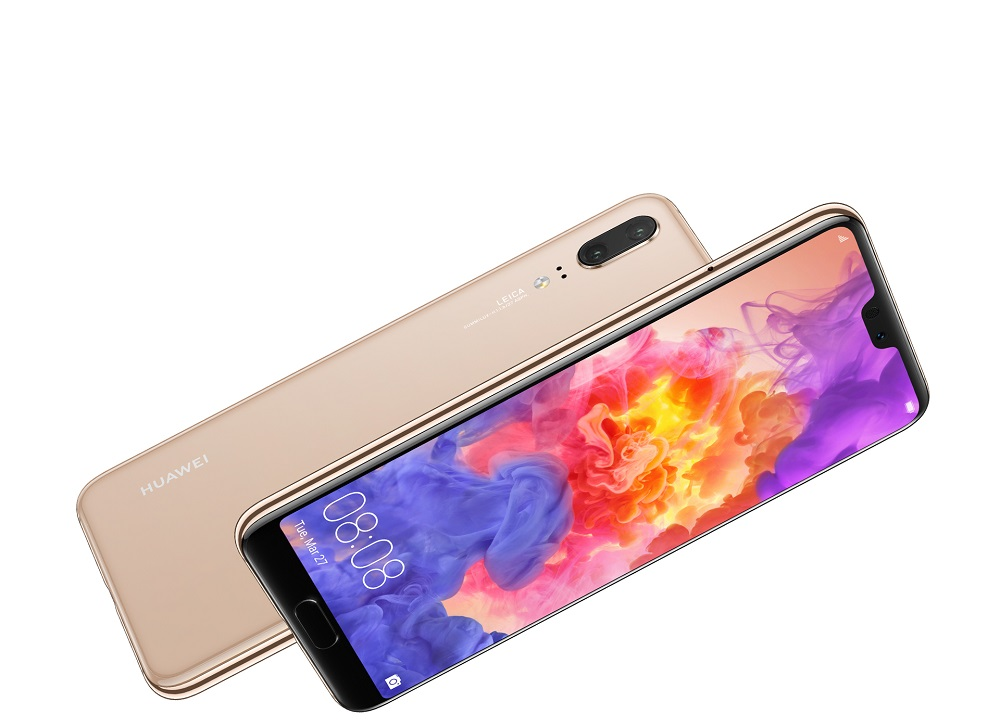 Huawei - ADV - P20 - Smartphone - Gold