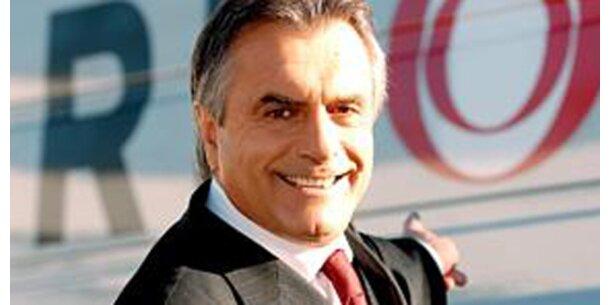Hans Huber neuer Chef