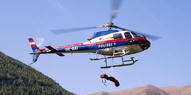 Mann bricht in Klettersteig zusammen – tot