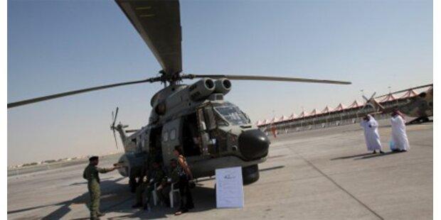 16 Tote bei Hubschrauber-Absturz