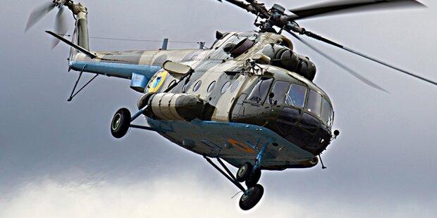 Slowakei: 6 Tote bei Hubschrauberabsturz