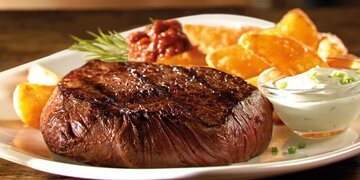 Gewinnen Sie JETZT!  : Ein Essen für 2 im MAREDO Steakhouse Wien!