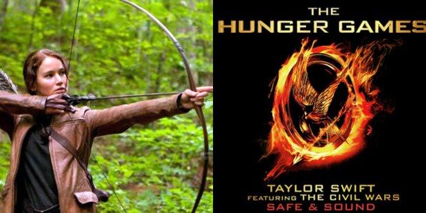 Hunger Games stürmen die Musik- Charts