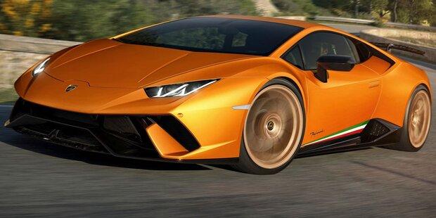 Schnellster Straßen-Lamborghini aller Zeiten