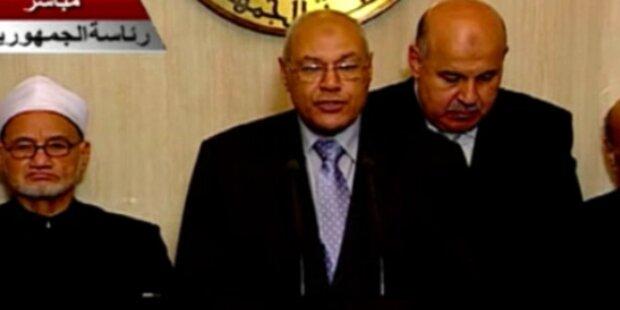 Mursi verzichtet auf Sondervollmachten