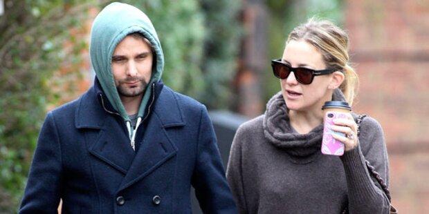Kate Hudson: Heimliche Hochzeit?