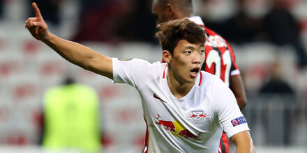 Hwang leihweise bis Saisonende zum HSV
