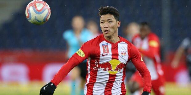 Hwang vor Wechsel zu RB Leipzig?