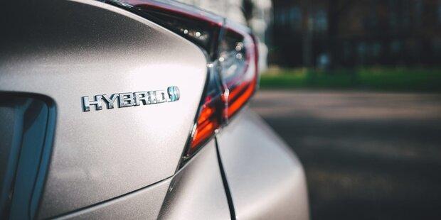 2 Millionen Hybrid-Toyotas in Europa