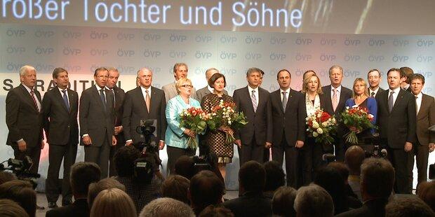ÖVP: Textunsicherheit bei Bundeshymne