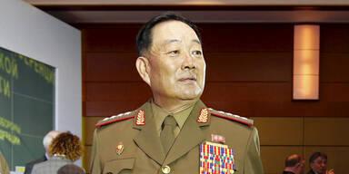 Irrer Kim ließ Verteidigungsminister hinrichten