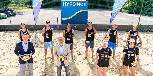 Hypo NOE - ADV - BusinessLive - Beachvolleyball 1 - Sponsoring 2020 - 960x480