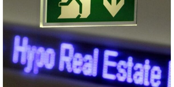 Hypo Real Estate vor Verstaatlichung
