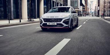 Hyundai schickt neuen Kona N auf die Straße