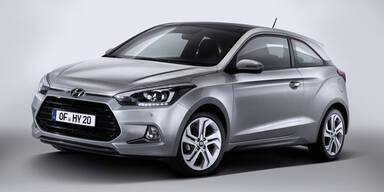 So kommt das Hyundai i20 Coupé
