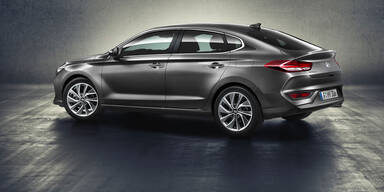 Hyundai bringt den i30 Fastback