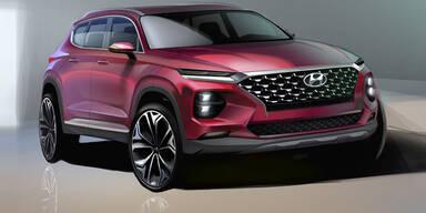 Hyundai startet 2018 große SUV-Offensive