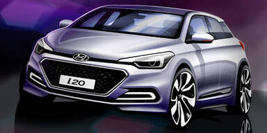 So kommt der neue Hyundai i20