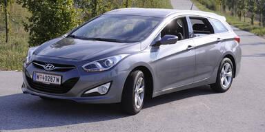Hyundai i40 1,7 CRDi mit 136 PS im Test