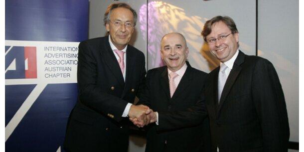 Max Palla ist neuer IAA-Präsident