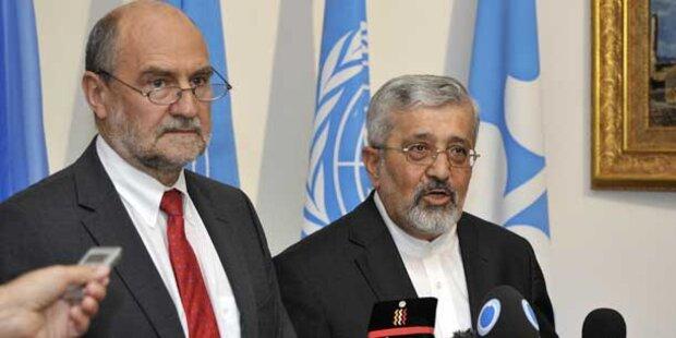 Iran verdoppelte Anreicherungsaktivitäten