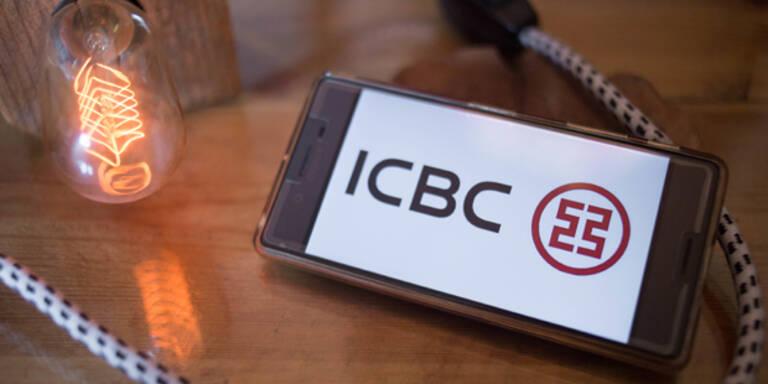 Chinesische Großbank ICBC erhielt Konzession für Österreich