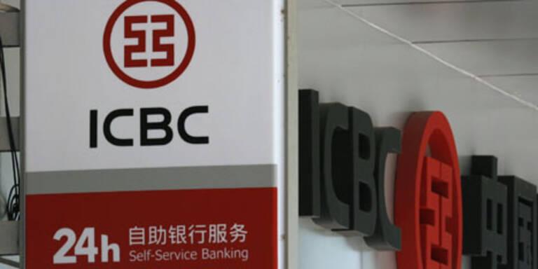 Chinas Großbanken brauchen hohe Milliardenhilfen