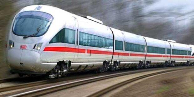 Brand im ICE: 200 Reisende betroffen
