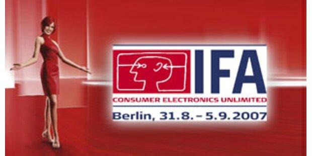 IFA auf Rekordkurs