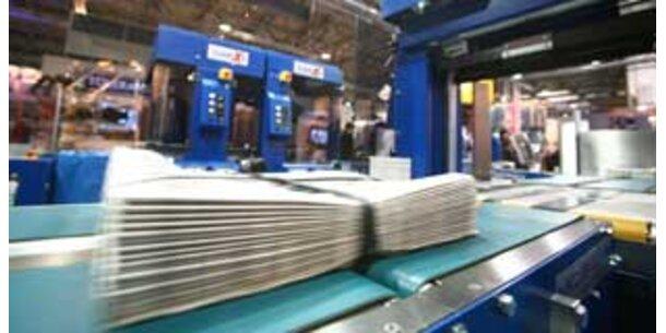 Größte Zeitungsmesse in Wien