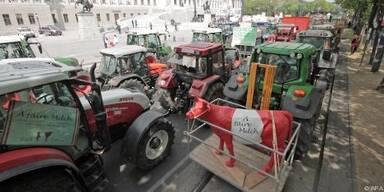 """IG-Milch kündigt """"Bauernaufstand"""" an"""