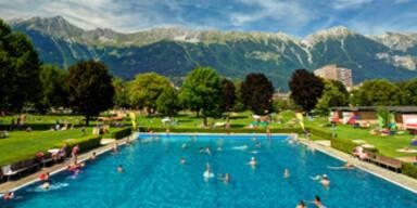 Schwimmbäder Tirol