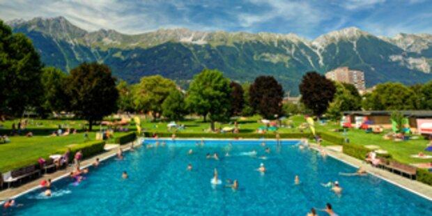 Geringe Besucherzahlen in Schwimmbädern