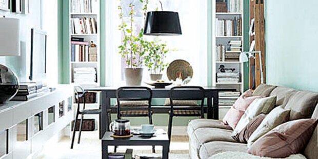 Ikea bringt wieder frische Wohnideen