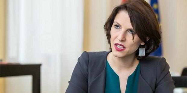 VP schickt Edtstadler gegen Vilimsky los