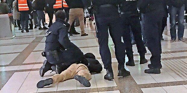 Sicherheitspaket für Wiener Westbahnhof