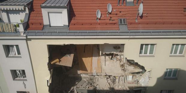 Gasexplosion Wien Wieden