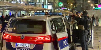 Schwedenplatz - Terror-Attentat in Wien