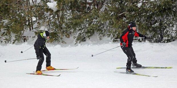3-tägiger Biathlon Schnupperkurs für Kinder & Jugendliche