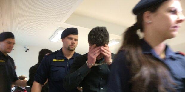 Lehnerpark Mord-Prozess