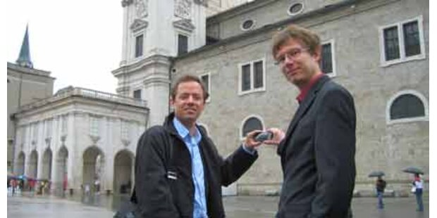 Handy-Guide aus Salzburg