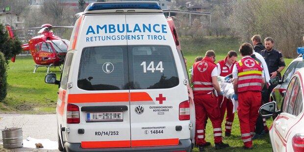Michael (1) von Großonkel mit Auto überrollt: tot