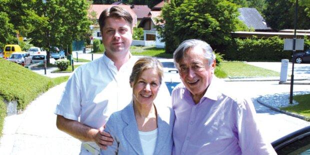 Lugner & Katzi: Kampf mit den Kilos