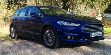 Der neue Ford Mondeo im Test